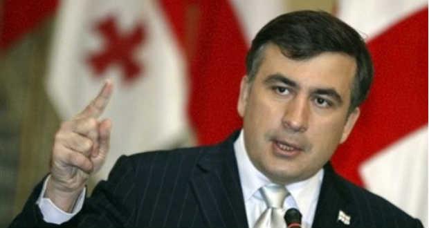 Szaakasvili holland okmányokat kapott