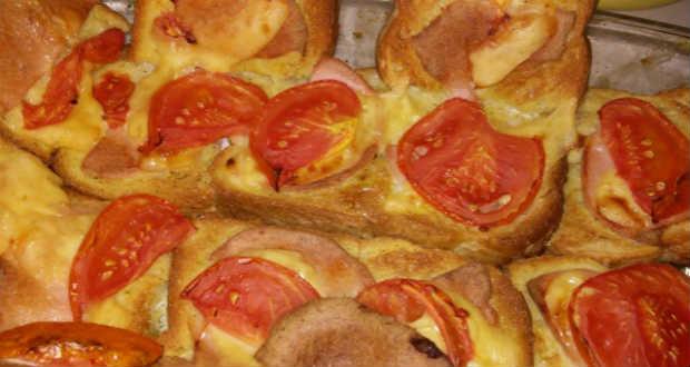 Bundás kenyér sütőben recept