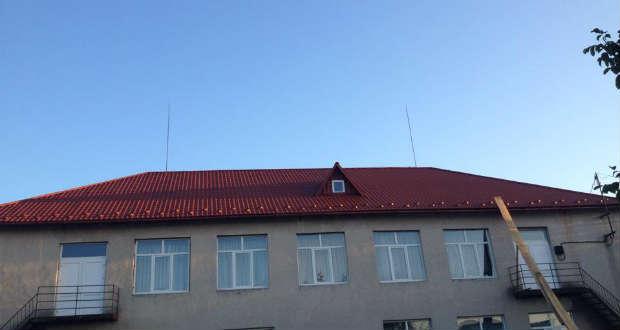 Megújult a beregrákosi óvoda tetőszerkezete