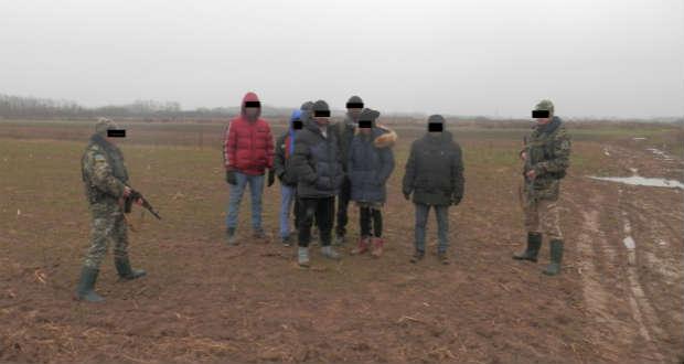 Határsértőket fogtak el Kaszony közelében
