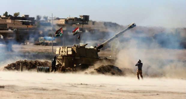 Közelednek a Tigris folyóhoz az irakiak