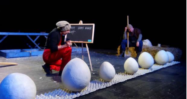 RH+, avagy Remete és Hatujjú – új darab a beregszászi színházban