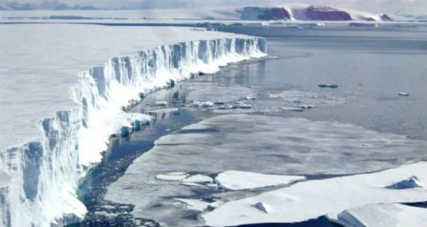 Először mértek 20 Celsius-fok fölötti hőmérsékletet az Antarktiszon