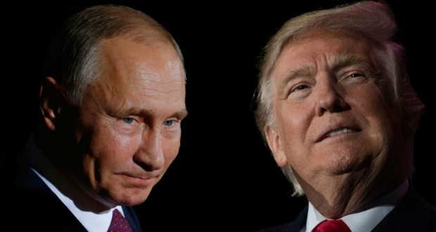 Putyin újévi üdvözlőlevelet küldött Trumpnak