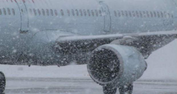 Havazás késlelteti a légi járatokat Moszkvában