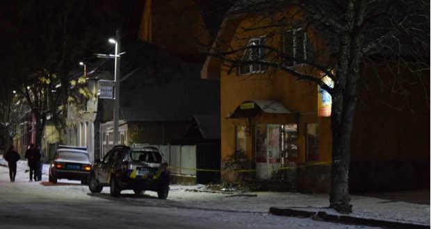 Molotov-koktélt dobtak egy beregszászi boltba