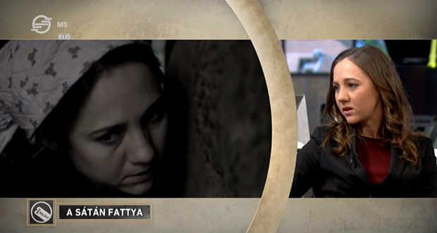 A Pesti Vigadóban mutatták be A sátán fattya című játékfilmet