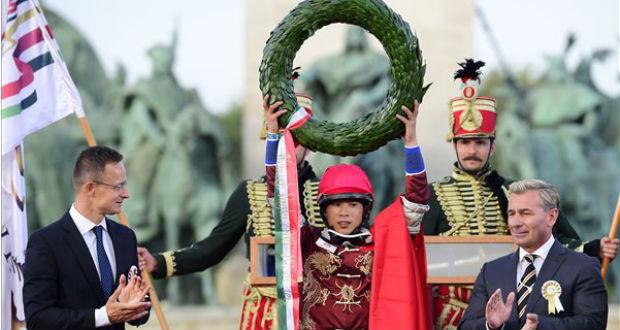 Temerin lovasa nyerte a 11. Nemzeti Vágtát