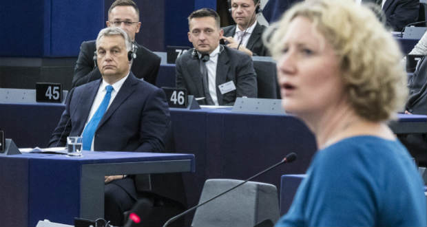 Lengyel és román lap a Sargentini-jelentésről