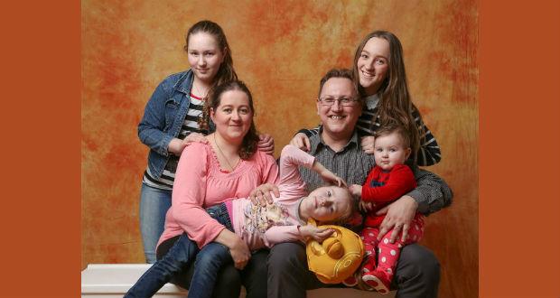 Nagycsaládok Kárpátalján: a Sipos család