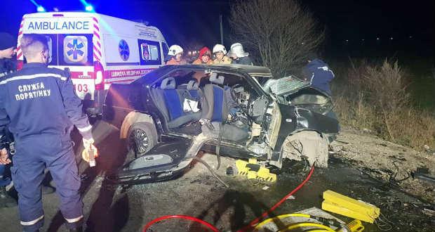 Újabb halálos baleset a Huszti járásban
