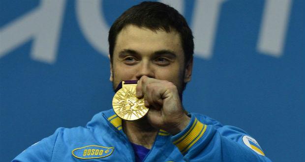 Megfosztották aranyérmétől az ukrán súlyemelőt