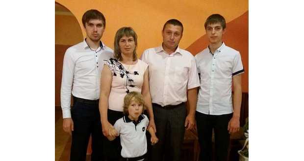 Nagycsaládok Kárpátalján: a Molnár család