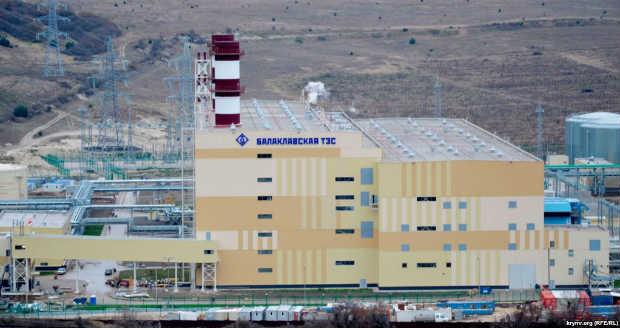 Hőerőműveket avattak a Krímben elcsatolásának évfordulóján