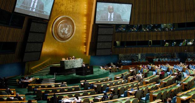 Krími jogokért aggódik az ENSZ-Közgyűlés