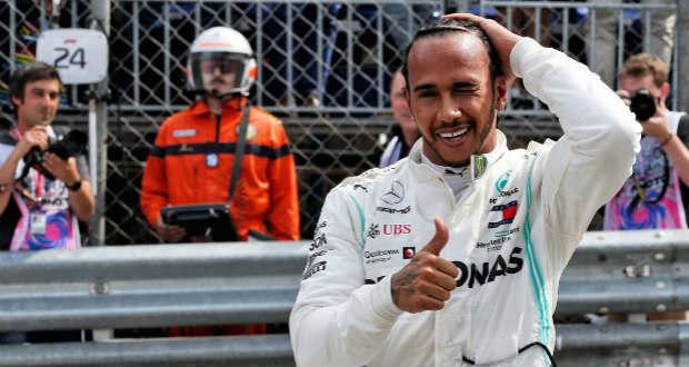 Hamiltoné a pole, Leclercet kiejtette a Ferrari