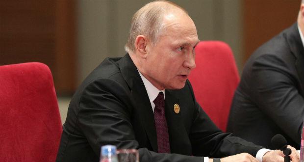 Putyin az orosz törvényhozás elé vitte az INF-szerződés felfüggesztését