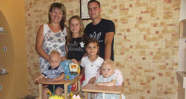 Nagycsaládok Kárpátalján: a Kisgyőri család