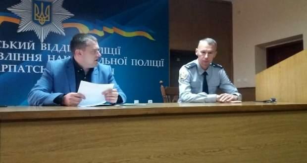 Petro Drozdenko lett Beregszász rendőrkapitánya