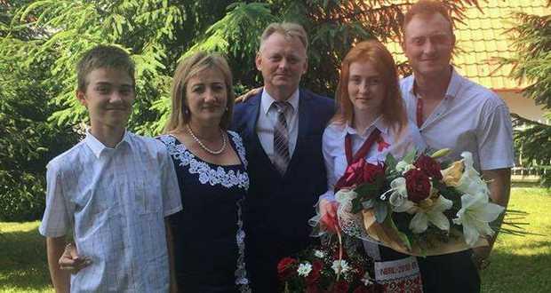 Nagycsaládok Kárpátalján: a Barkaszi család