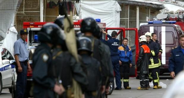 Oroszországban 39 terrortámadást akadályoztak meg