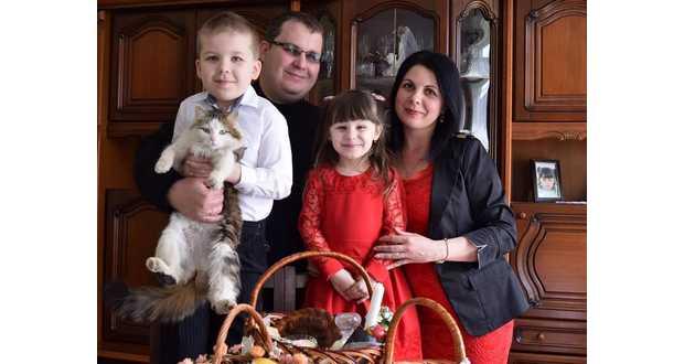 Nagycsaládok Kárpátalján: a Szkoropádszky család
