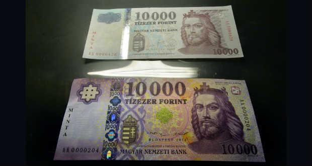 Holnap lehet utoljára fizetni a régi tízezer forintos bankjegyekkel