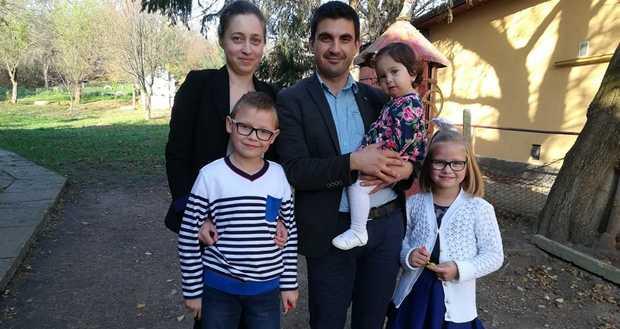 Nagycsaládok Kárpátalján: a Túri család