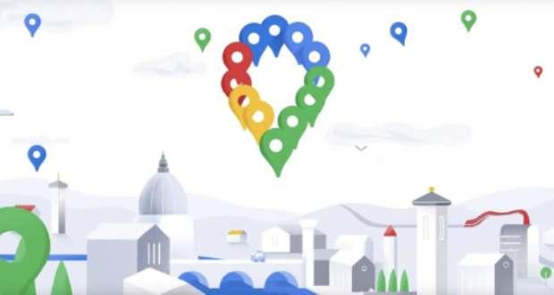 Öt új funkcióval ünnepli 15. születésnapját a Google Térkép