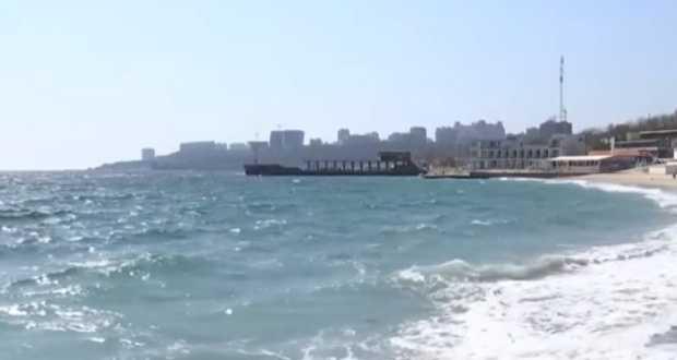 Ukrajnában a karantén ellenére is kinyithatnak a strandok
