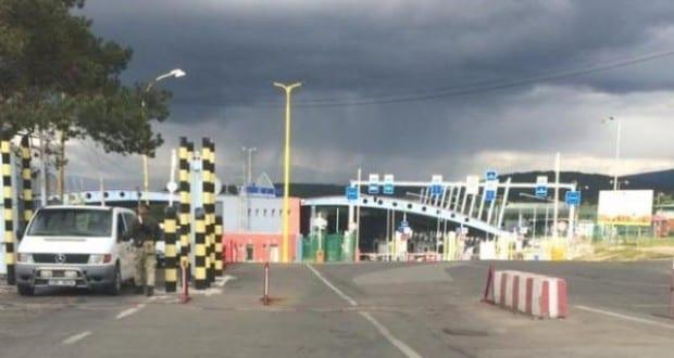 Körözött személyt fogtak el az ukrán-szlovák határátkelőnél