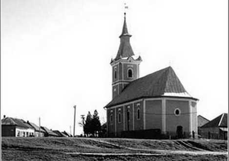 Kárpátalja anno: a gáti református templom