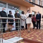 Magyar kormánytámogatással felújított óvodát adtak át Kisbégányban