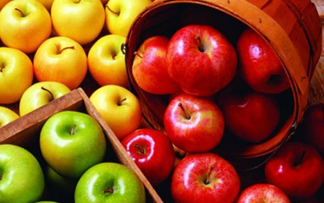 Jelentősen csökkent az alma ára Ukrajnában