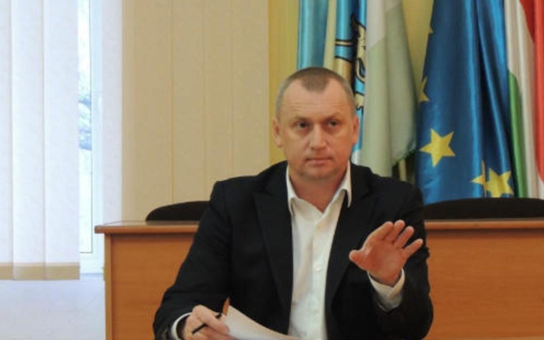 Babják Zoltán marad Beregszász polgármestere