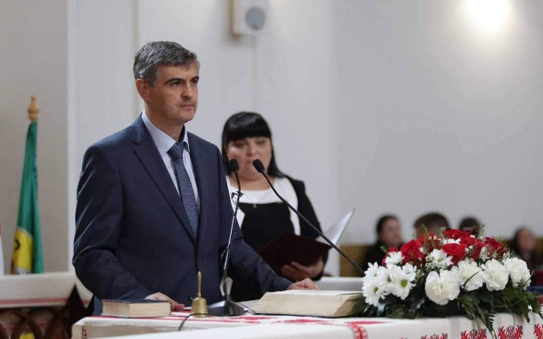 Csernicskó István beszéde a Rákóczi-főiskola tanévnyitó ünnepségén