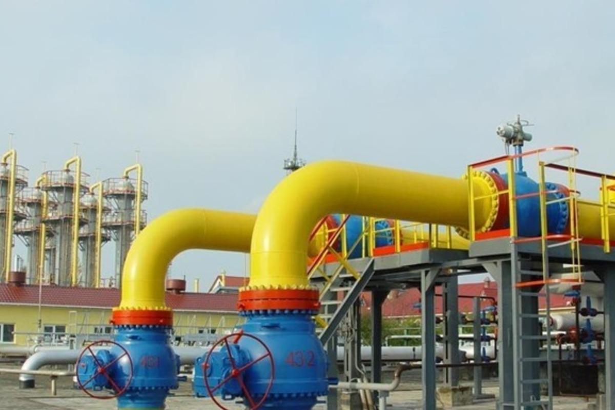 gáz Ukrajna