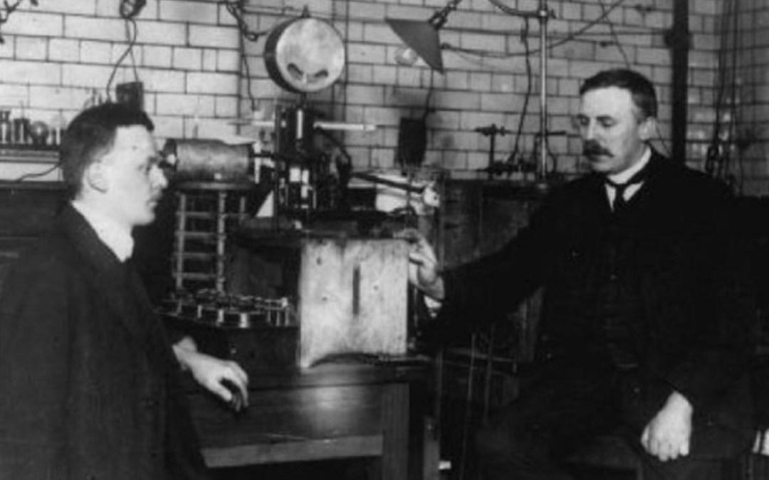 75 éve hunyt el Hans Geiger, a részecskeszámláló feltalálója
