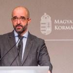 Kovács Zoltán: Magyarországon a jogállamiság él és virul