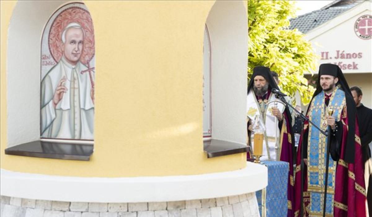 Máriapócsi ikonavatás