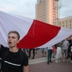 Taktikát változtattak a fehérorosz tüntetőkkel szemben