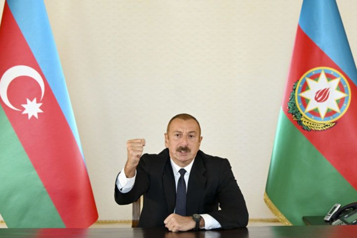 örmény azeri zászló