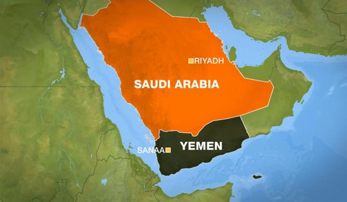 Jemen és Szaúd-Arábia