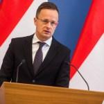 Szijjártó: Az EU-nak világos és átfogó stratégia mentén kell hozzáállnia a fehérorosz kérdéshez