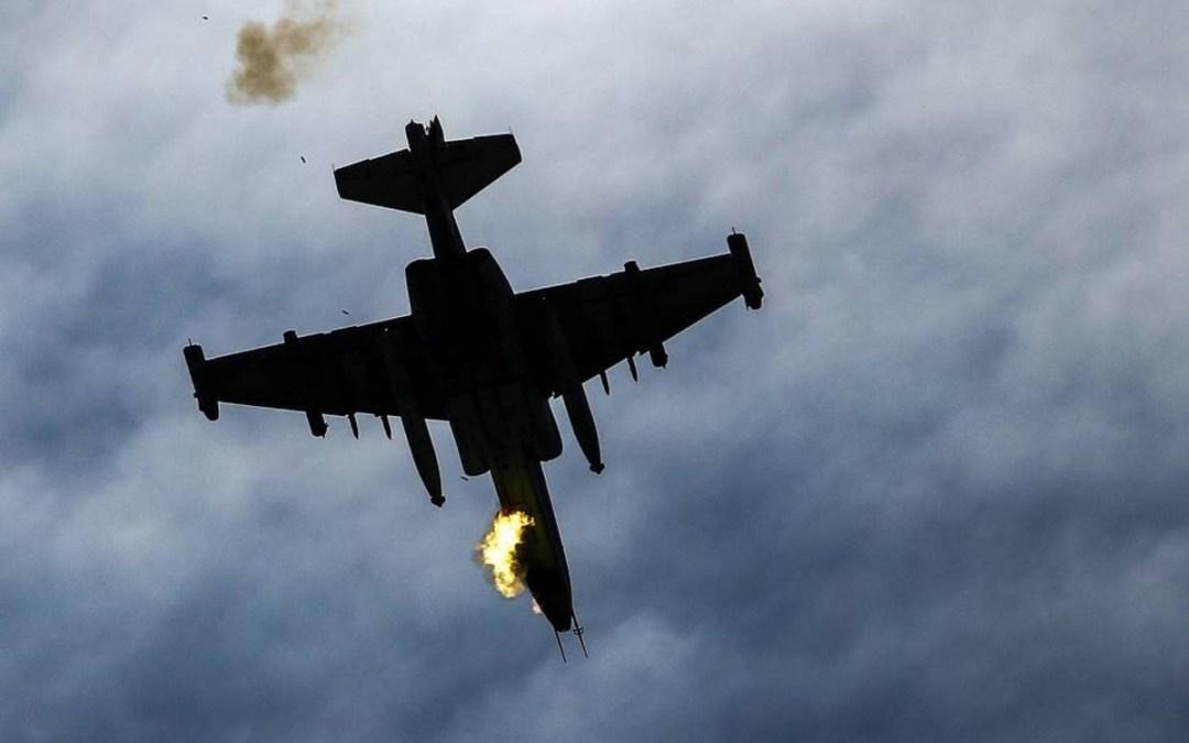Ankara tagadja, hogy egy török F-16-os lelőtt egy örmény SzU-25-öst