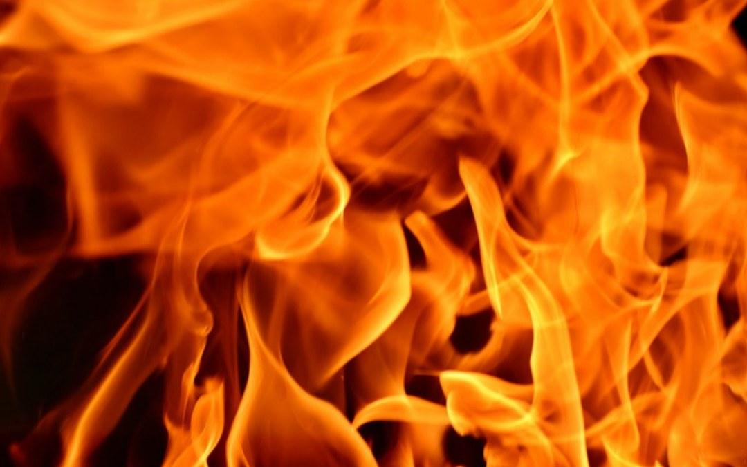 Súlyos égési sérüléseket szerzett egy férfi a Técsői járásban