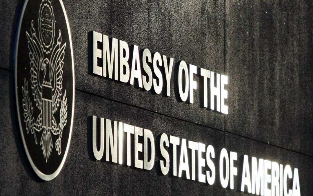 Meggyilkolták Ukrajna amerikai nagykövetségének egyik munkatársát