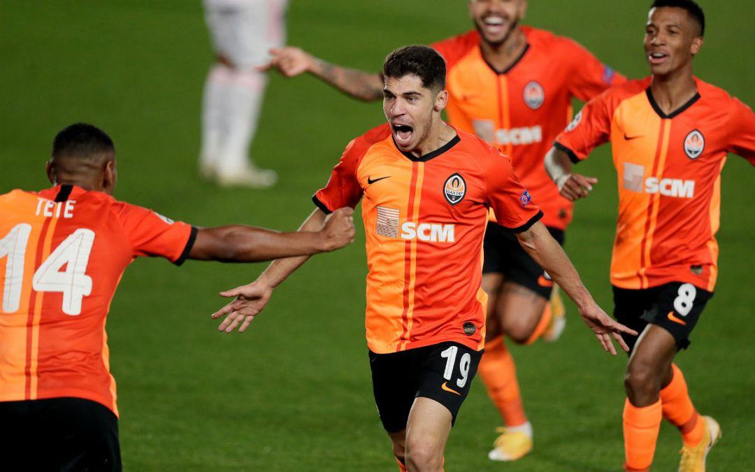 A tartalékos Sahtar idegenben győzte le a Real Madridot