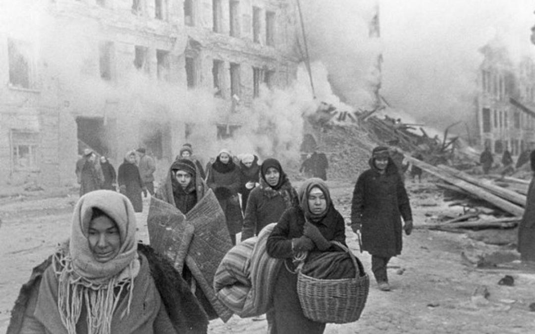 Tíz tény Leningrád ostromáról
