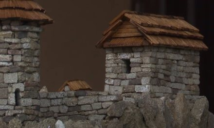Kárpátalja ma: miniatűr kárpátaljai várak múzeuma